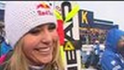 50th World Cup Victory for Lindsey