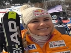 © ASP Red Bull - Lindsey after the GS in Aspen/USA