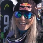 ©  © ASP Red Bull - Lindsey at the World Cup finals in Åre