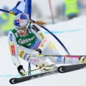 © Erich Spiess - Lindsey at the World Cup Opening in Soelden 2012