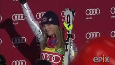 Lindsey Vonn - In the moment