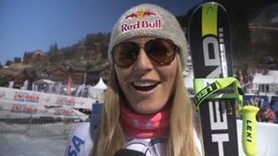 © ASP Red Bull - Lindsey wins 7th World Cup Downhill title!