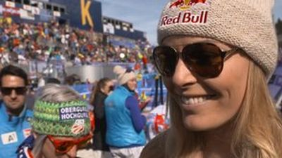 © ASP Red Bull - Lindsey wins SG at Garmisch-Partenkirchen