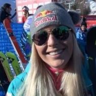 © © ASP Red Bull - Lindsey won in Cortina d Ampezzo