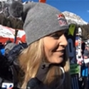 © ASP Red Bull - Lindsey won the Cortina DH!