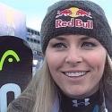 © ASP Red Bull - Lindsey won the DH at Garmisch-Partenkirchen!