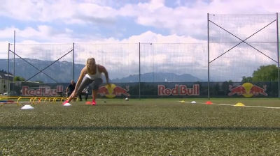 Lindsey's training preparation in Austria